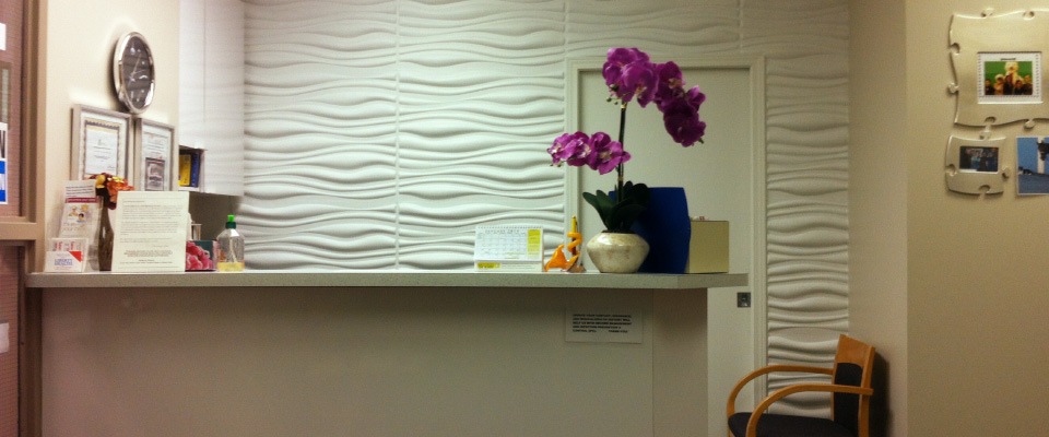 Clareview Area Dental office